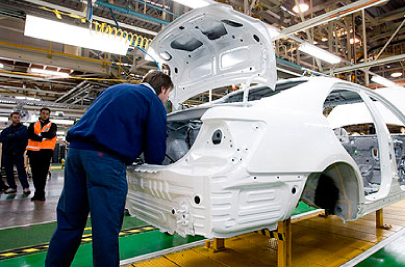Toyota Factory Altona